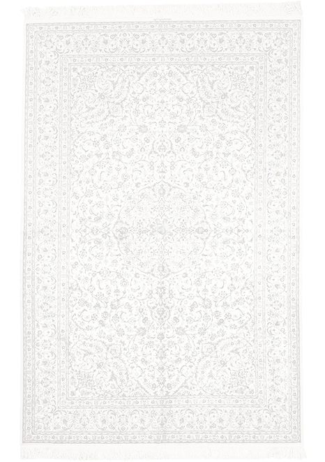 Tapis Persan « Kirman » double